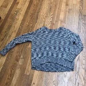 Purple and white Urban Outfitters Sweater